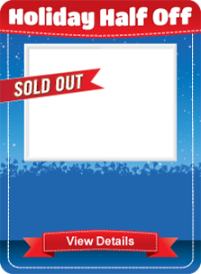 Holiday Special - Sold Out