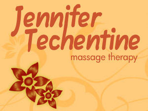 Jennifer Techentine Massage ...