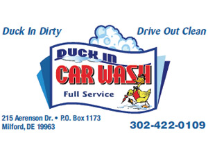 Duck In Car Wash