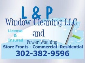 L & P Window Cleaning and Po...