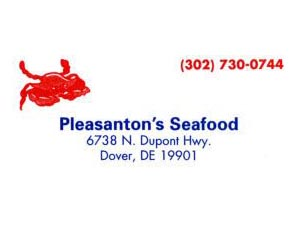 Pleasanton's Seafood To Go